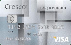 Bensinrabatt med kredittkort fra Cresco.