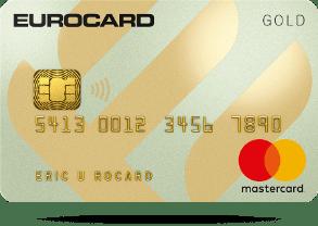 Eurocard gir deg reiseforsikring med sitt kredittkort.