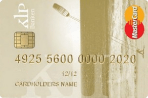 Fordelaktig kredittkort for KLP-medlemmer.
