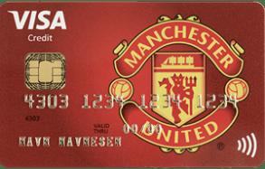 Kort for fans av fotballklubben Manchester United.