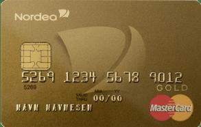 Kredittkort fra Norda.