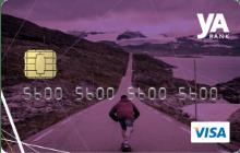 Kredittkort fra YA Bank